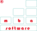 MBA-Software